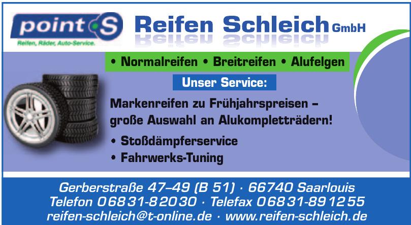 Reifen Schleich GmbH