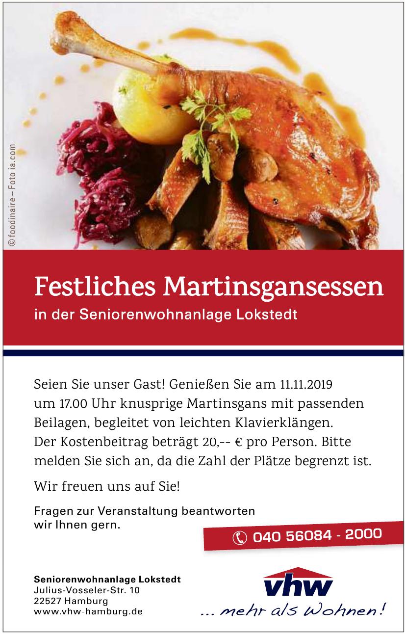 Seniorenwohnanlage Lokstedt