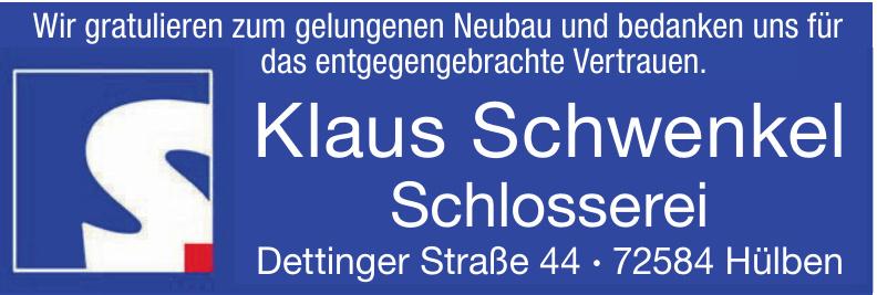 Klaus Schwenkel Schlosserei