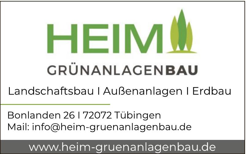 Heim Grünanlagenbau