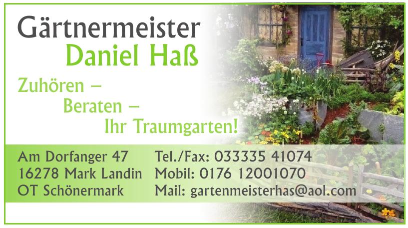 Daniel Haß