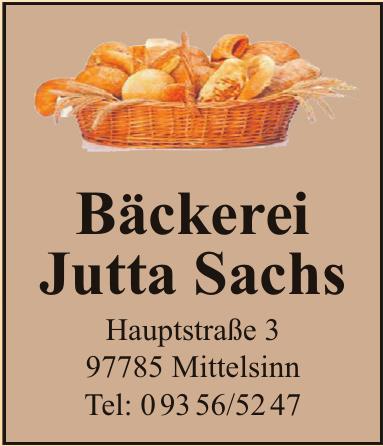 Bäckerei Jutta Sachs