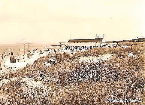 Das Carlshagener Strandleben begann vor mehr als 130 Jahren. Foto: Archiv