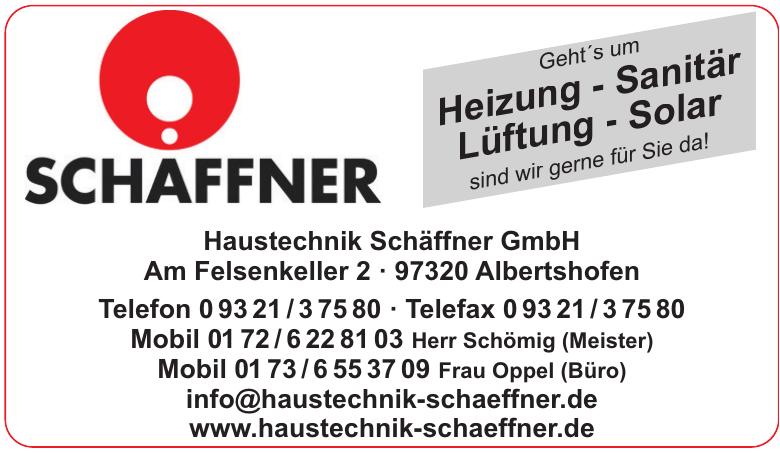 Haustechnik Schäffner GmbH