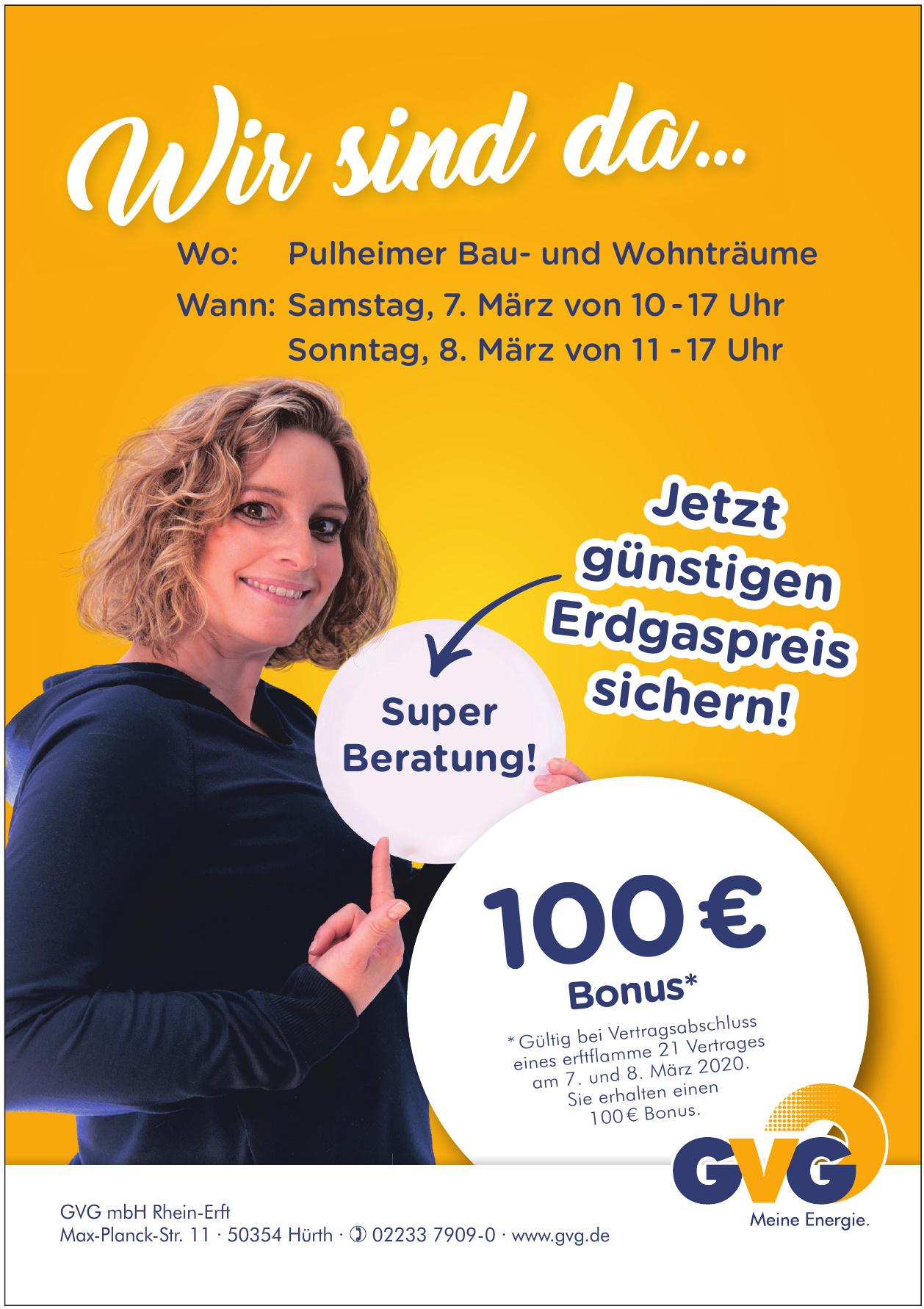 GVG mbH Rhein-Erft