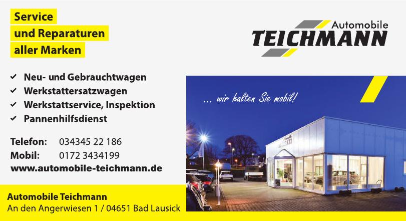 Automobile Teichmann