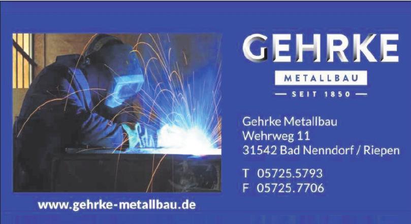 Gehrke Metallbau