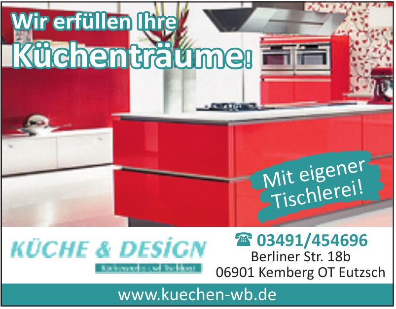 Küche & Design, Küchenstudio und Tischlerei