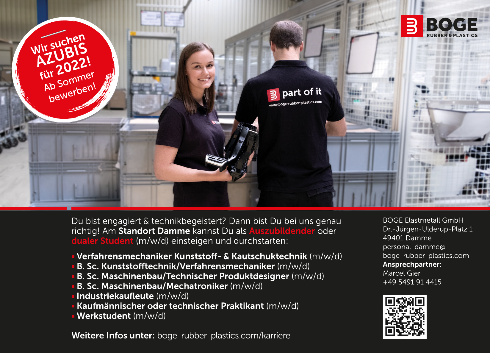 BOGE Elastmetall GmbH
