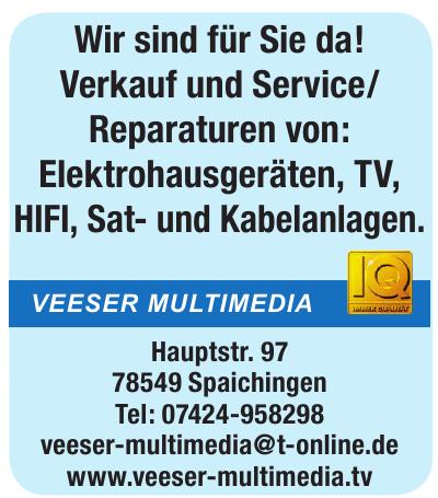 Veeser Multimedia