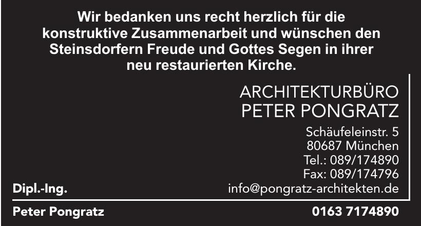 Architekturbüro Peter Pongratz