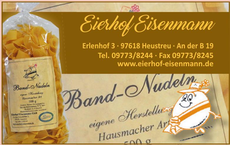 Eierhof Eisenmann