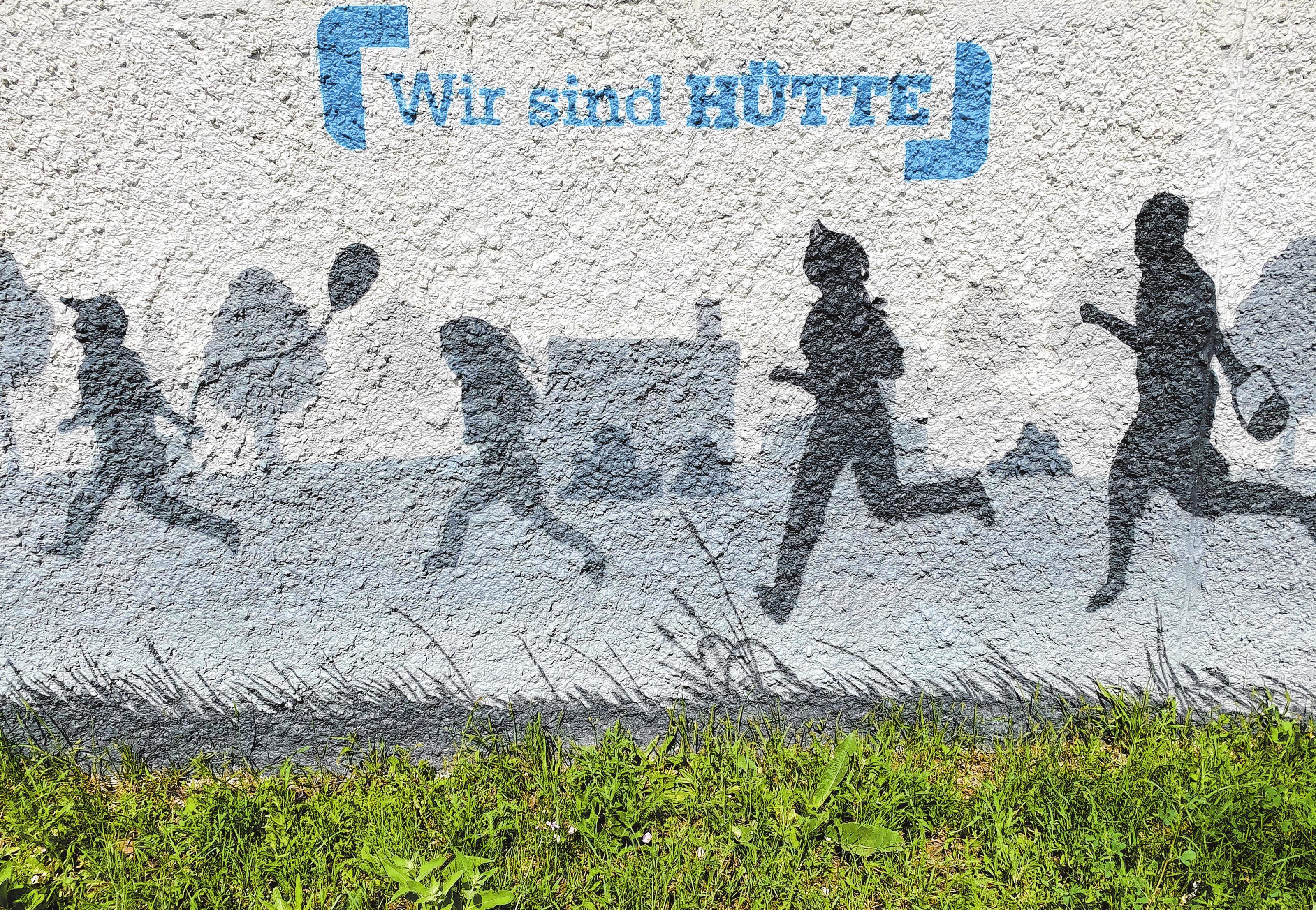 """""""Wir sind Hütte"""": Der regionale Zusammenhalt wird bei den Stadtwerken groß geschrieben."""