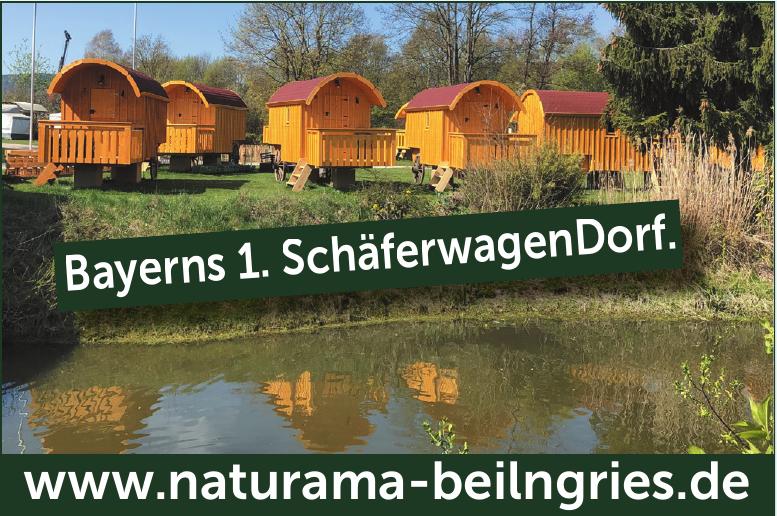Bayerns 1. SchäferwagenDorf.