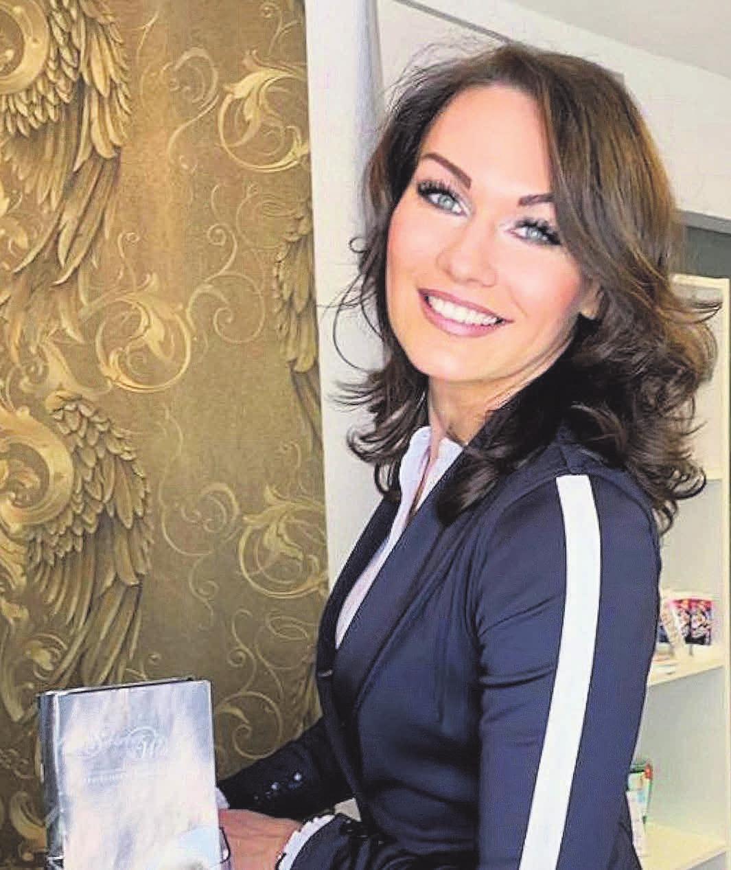Monika Mroz betreibt seit 2010 das Studio Schönheit & Wellness.
