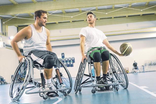 Die Rollstuhlbasketballer des RBC Köln 99ers können bald in einer neuen Spielstätte antreten. Bild: marino/stock.adobe.com
