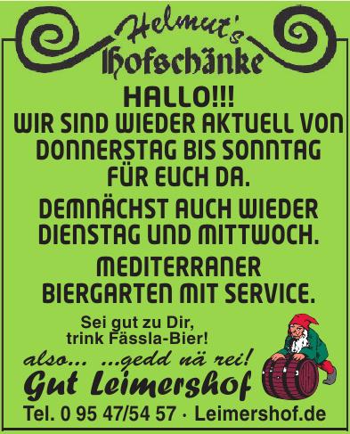 Helmuts Hofschänke