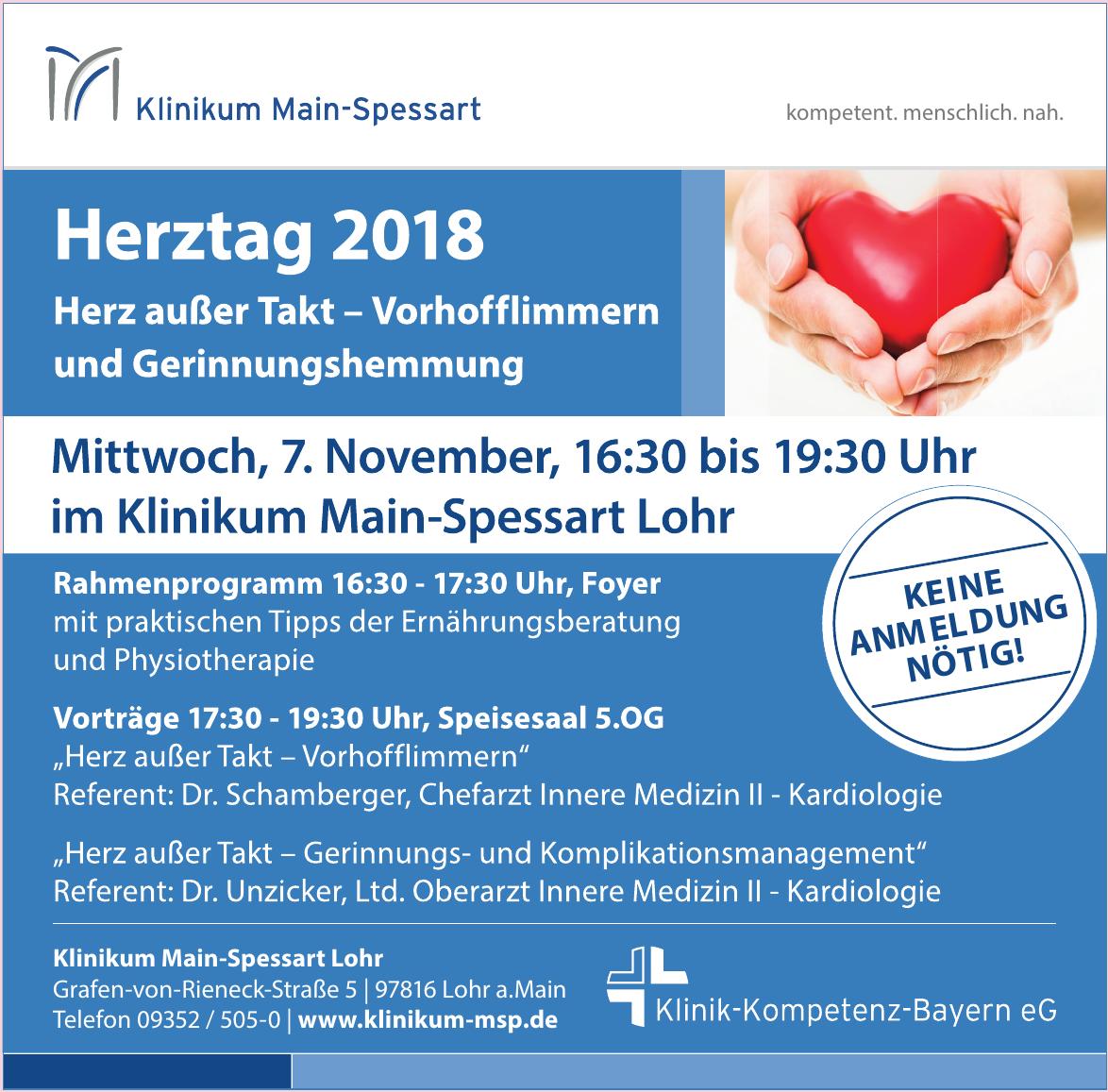 Klinikum Main-Spessart Lohr