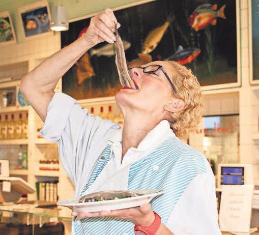 Katrin Frisch empfiehlt jetzt den Genuss von jungem Matjes – der Kultfisch liefert wichtige Omega-3-Fettsäuren.