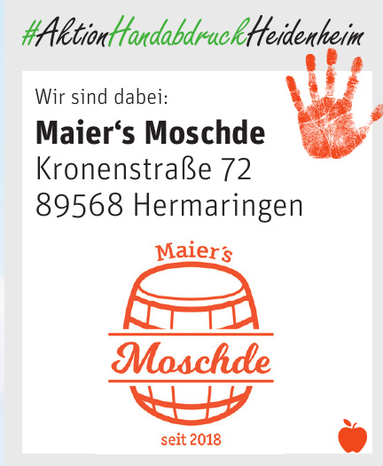 Maier's Moschde