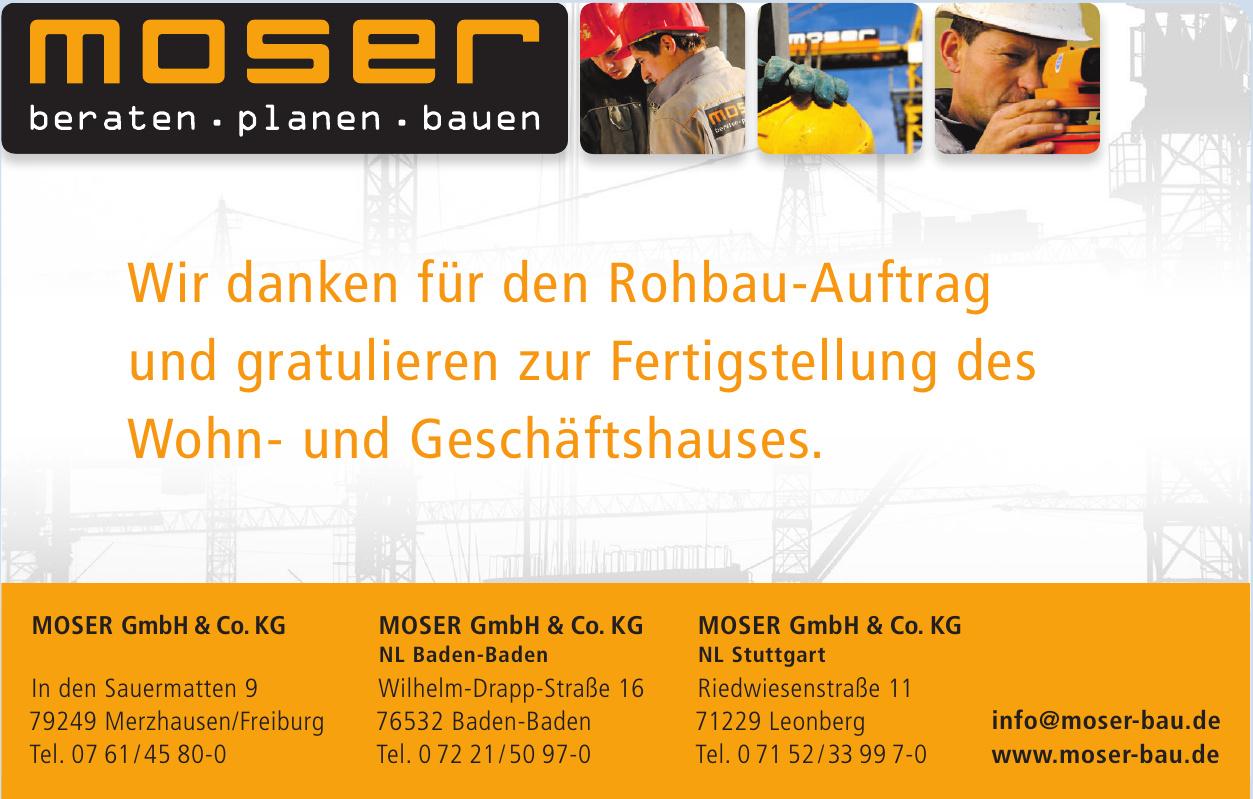 Moser GmbH & Co. KG