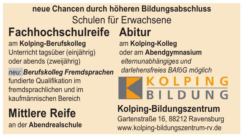 Kolping-Bildungszentrum