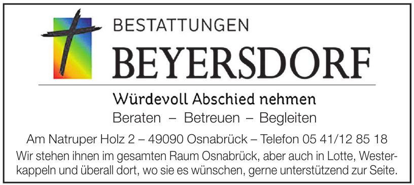 Bestattungen Beyersdorf