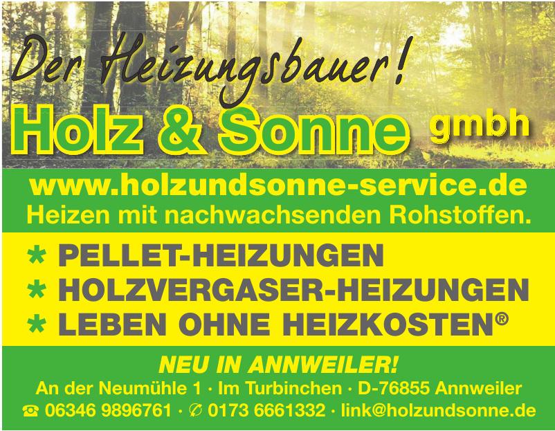 Holz & Sonne GmbH