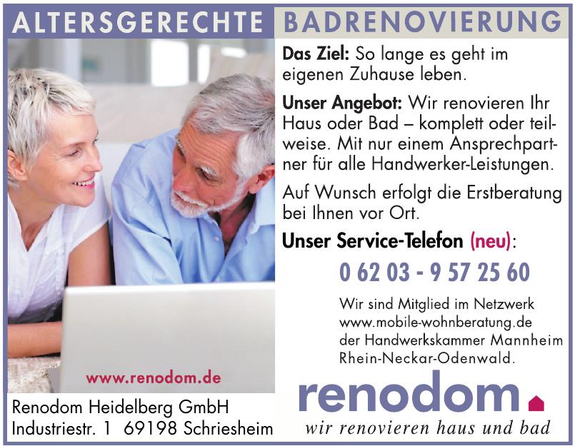 Renodom Heidelberg GmbH