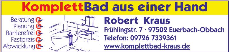 KomplettBad Kraus