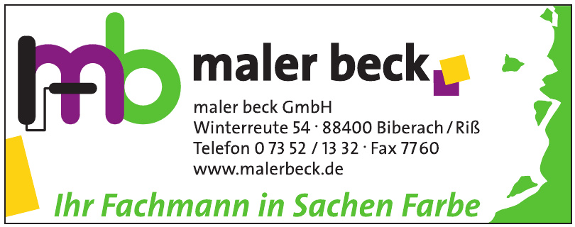 Maler Beck GmbH