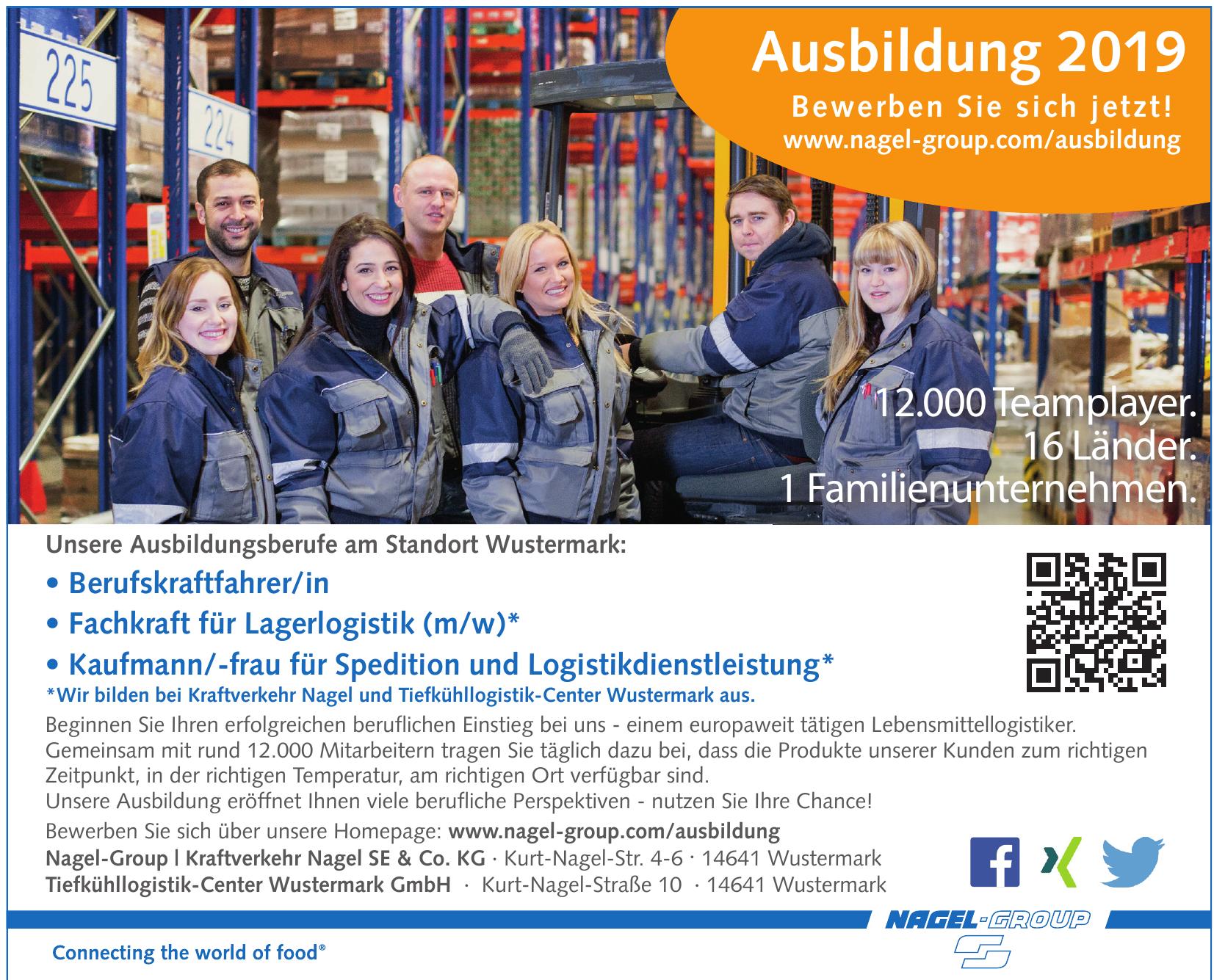Nagel-Group / Kraftverkehr Nagel SE & Co. KG