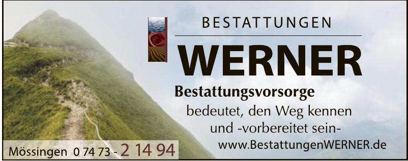 Bestattungen Werner