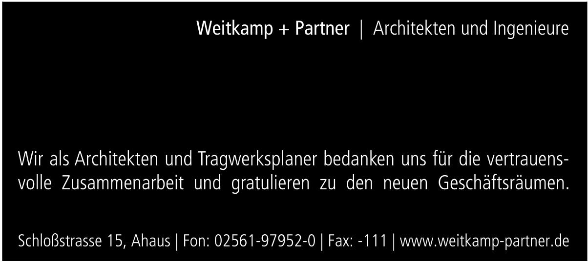 Weitkamp + Partner