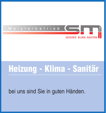 SM Heizung - Klima - Sanitär GmbH & Co. KG