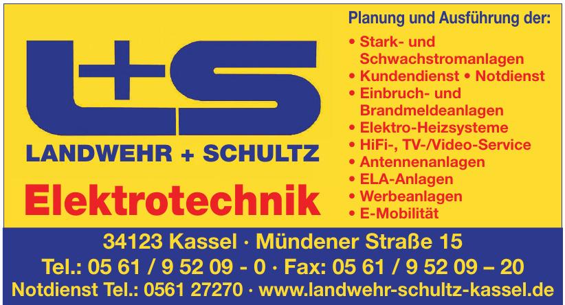 L+S Landwehr + Schultz Elektrotechnik