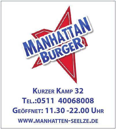 Manhattan Burger Hannover