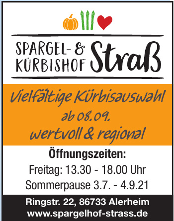 Spargel- & Kürbishof Straß