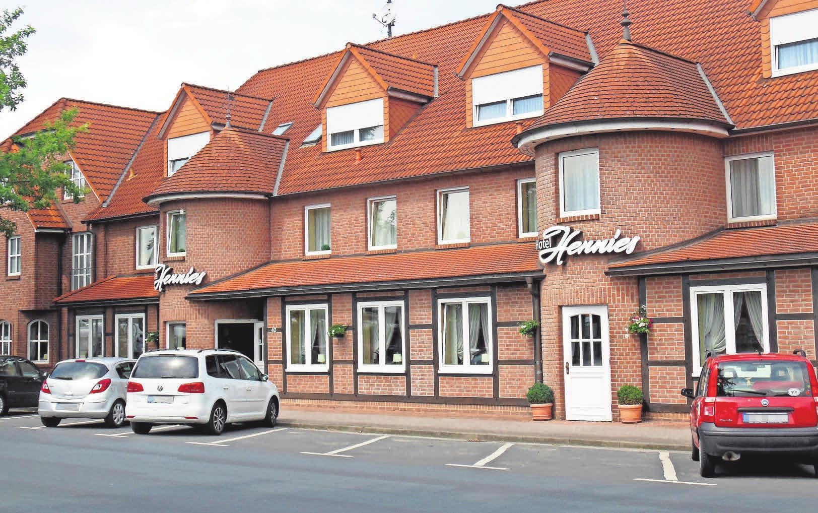 Das Hotel Hennies ist am Valentinstag eine gute Wahl.