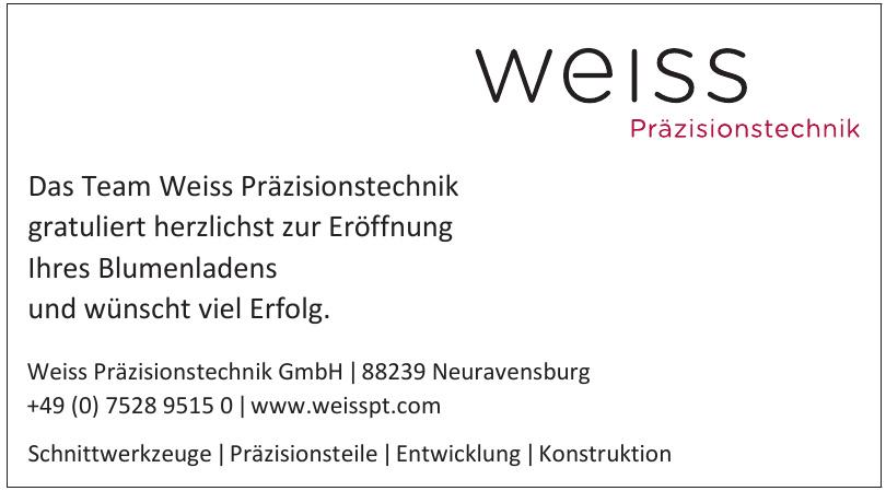 Weiss Präzisionstechnik GmbH
