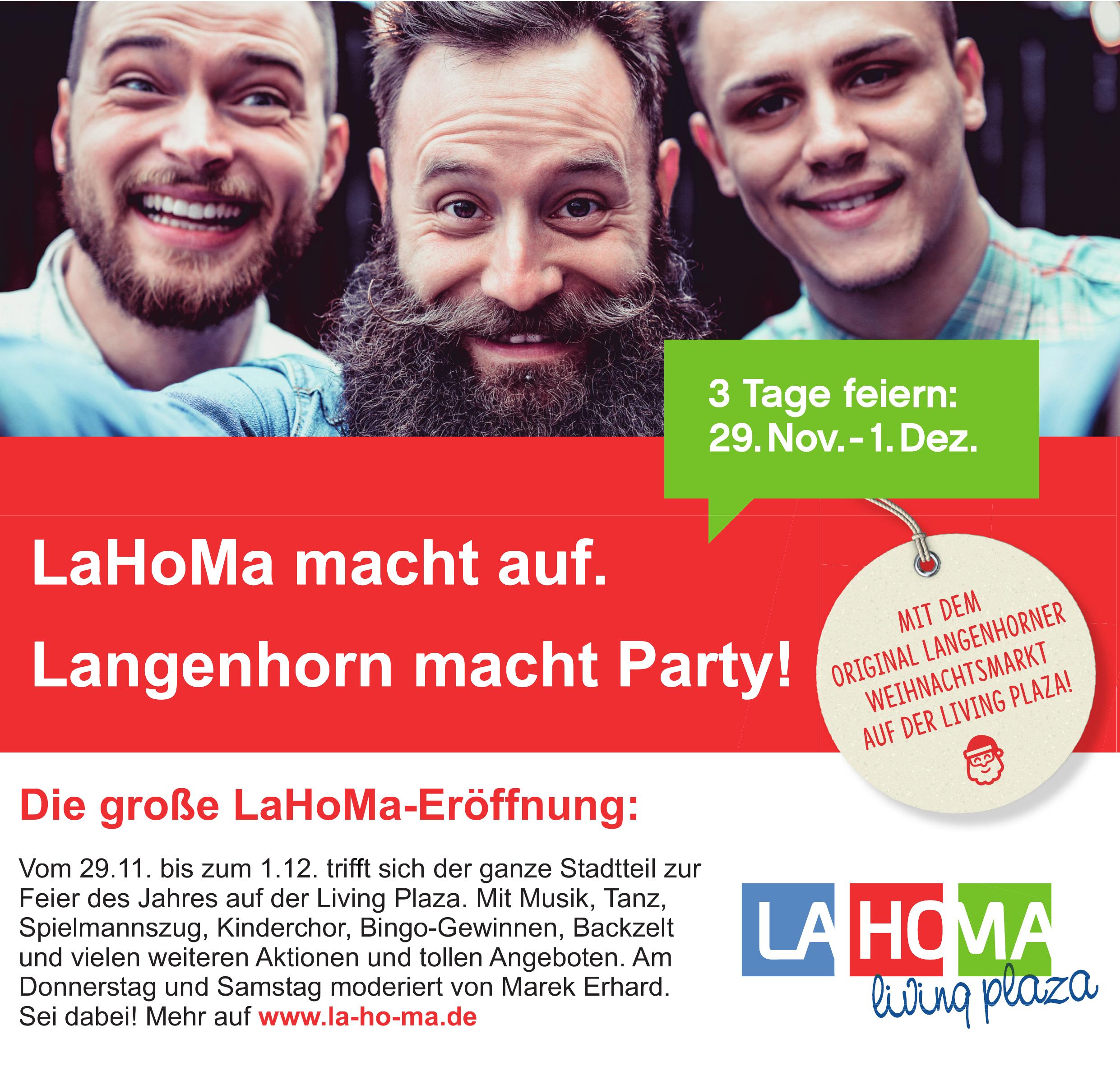 LaHoMa Living Plaza