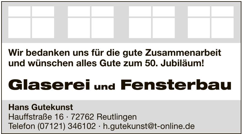Glaserei und Fensterbau Hans Gutekunst