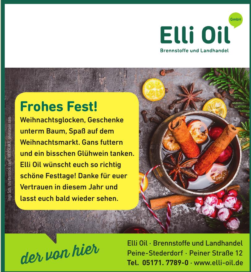 Elli Oil GmbH