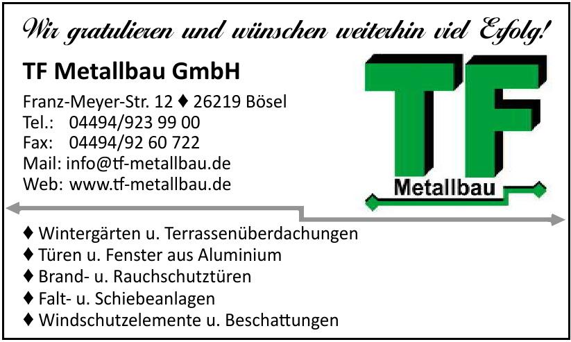 TF Metallbau GmbH