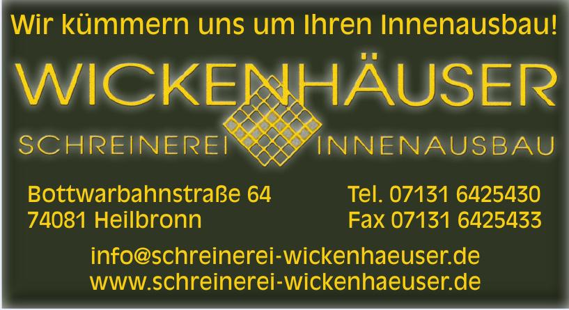 Wickenhäuser