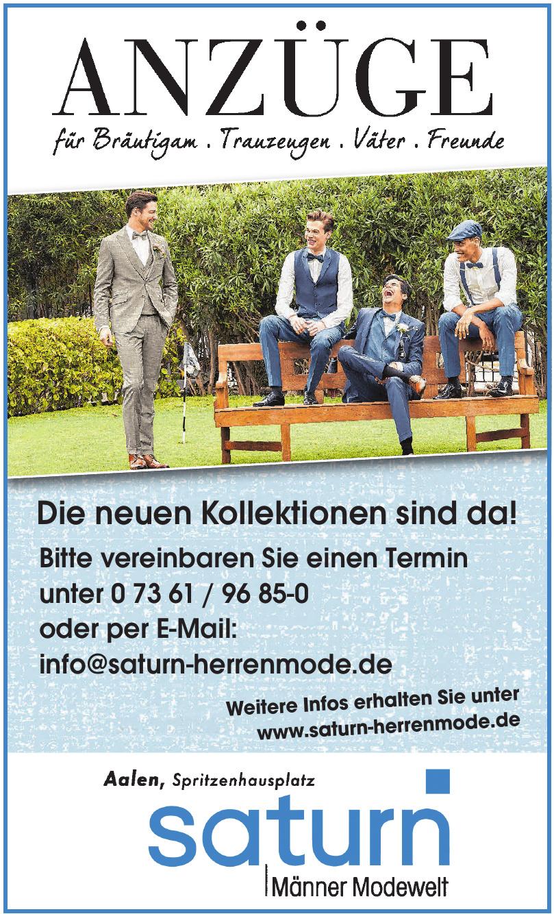Saturn Herrenmode Albrecht GmbH