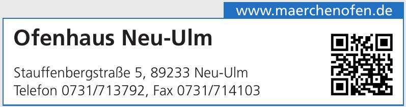 Ofenhaus Neu-Ulm