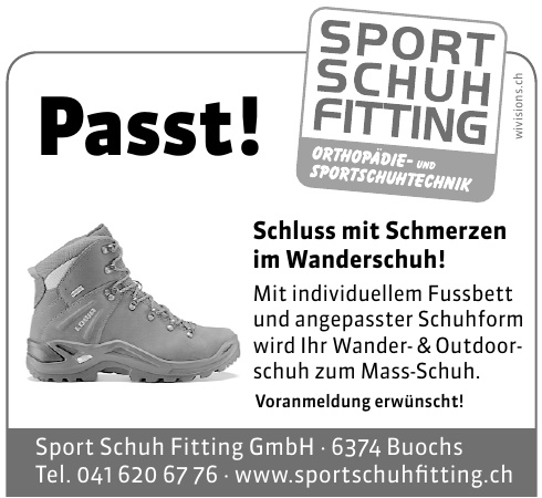 Sport Schuh Fitting GmbH