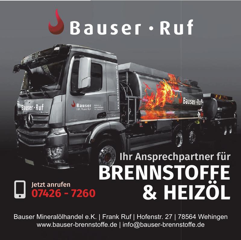 Bauser Mineralölhandel e.K.
