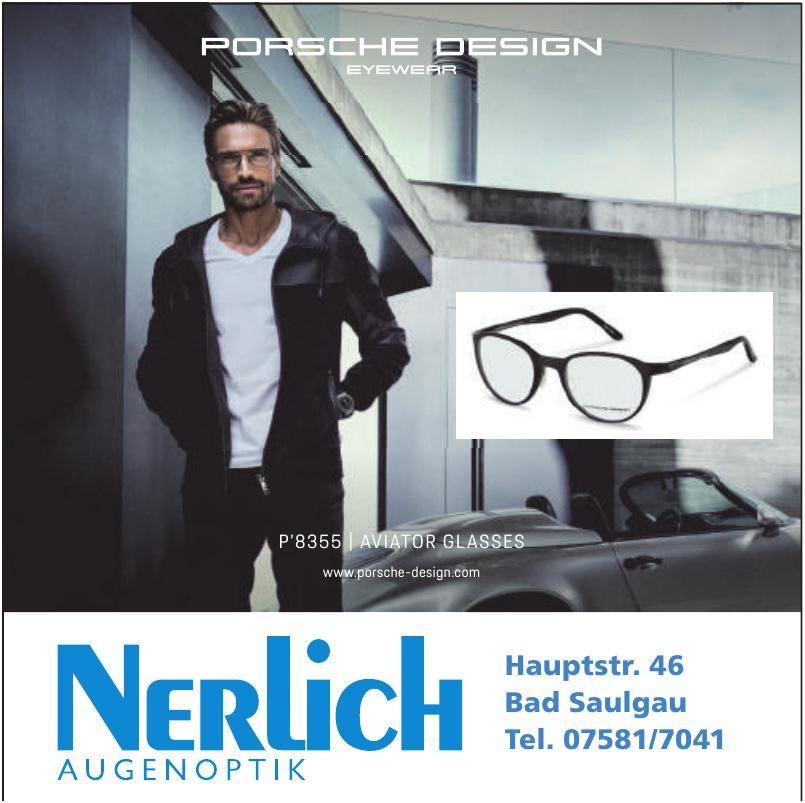 Nerlich Augenoptik Porsche Design
